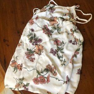 Brandy Melville short slip dress one size